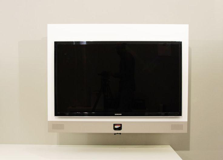 Oltre 25 fantastiche idee su mobili porta tv su pinterest - Porta tv a parete orientabile ...
