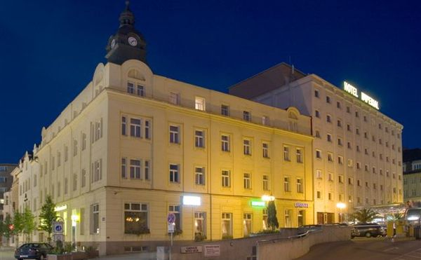 Great place for meetings & events in Ostrava- Mamaison Business & Conference Hotel Imperial