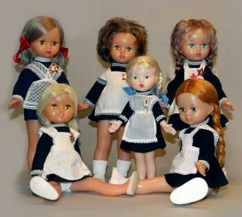 Soviet dolls