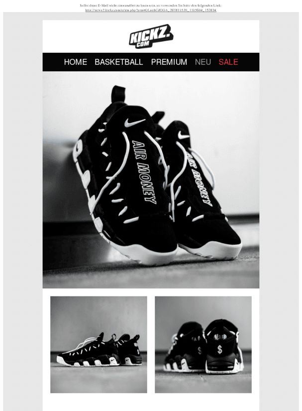 "Jetzt neu: Nike Air More Money + Nike PG 2 ""NCAA"" + Air Max 95 ""Gym Red""!  ❙  #AccessoiresMehr  - https://deal-held.de/jetzt-neu-nike-air-more-money-nike-pg-2-ncaa-air-max-95-gym-red/"