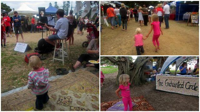Village Voices: Avoca Beach markets