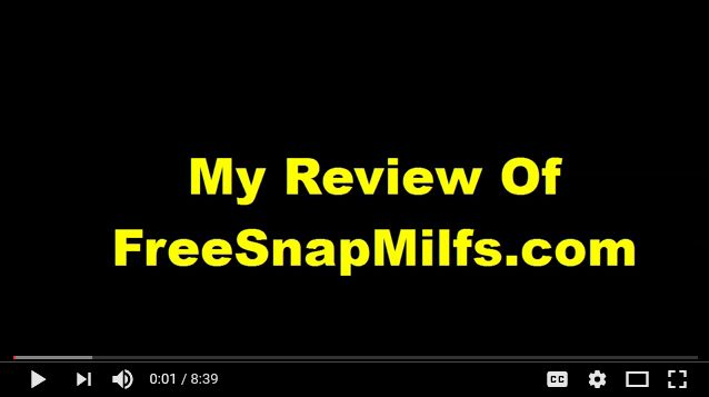 Freesnapmilfs. com – Is Freesnapmilfs. com A Scam?: https://freesnapmilfs.wordpress.com/2016/11/08/freesnapmilfs-com-is-freesnapmilfs-com-a-scam-watch-this-freesnapmilfs-com-review/