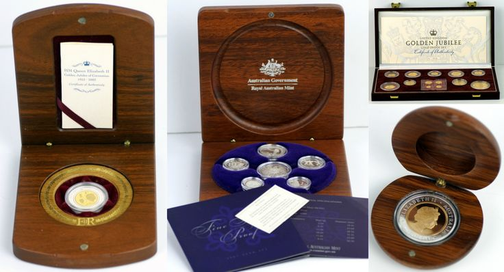 An array of Australian, New Zealand and British fine coins and notes are available for bid Wednesday at 7:00pm!
