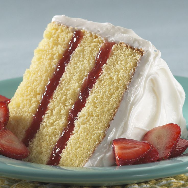 50 Layer Cake Filling Ideas Cake filling recipes