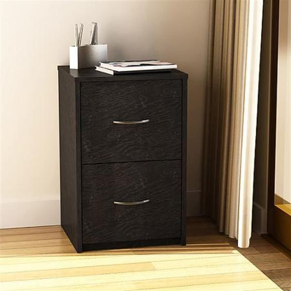 Wooden Filing Cabinet. 3 Drawer Legal Size Filing Cabinet ...