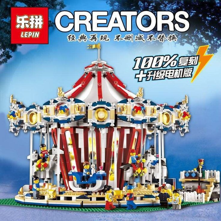 116.00$  Buy here - LEPIN 15013 3263Pcs City Expert Grand Carousel Model Building Kits Blocks Brick Toy Compatible legoed 10196  #buyonlinewebsite