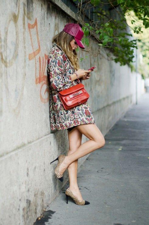 Milan Fashion Week Ss 2014 Street Style Milano 2014 Day 3 Street Pinterest
