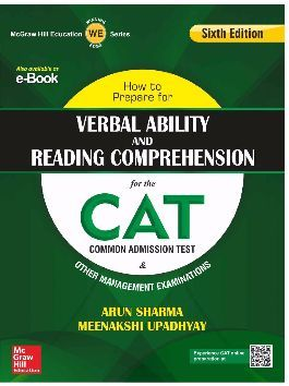 Buy How to Prepare for Verbal Ability and Reading Comprehension for the CAT