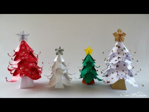 496 best Nadal images on Pinterest  Origami christmas Origami