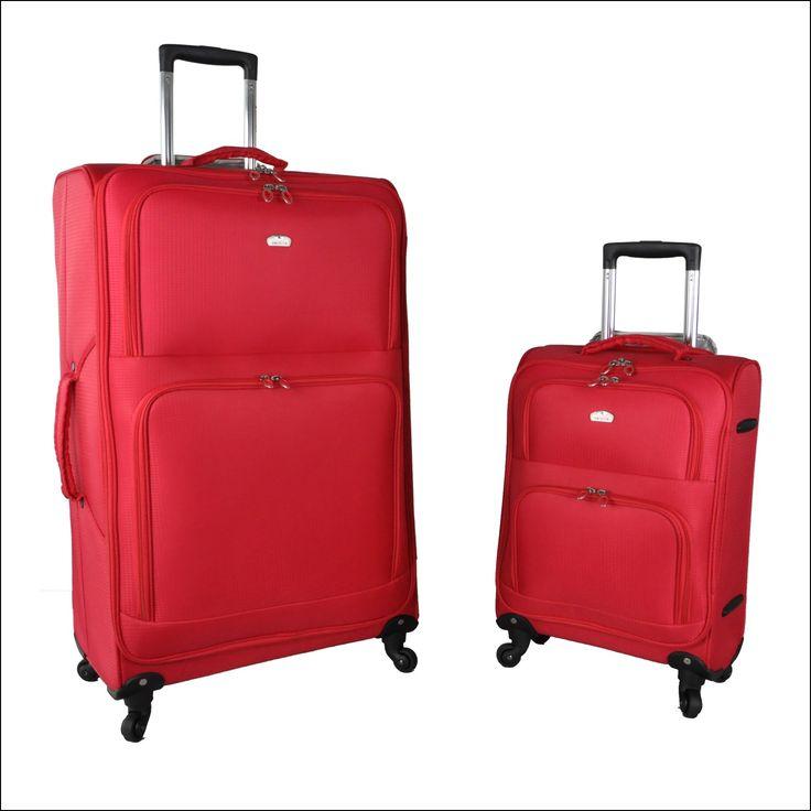 Cheap 4 Wheel Suitcase Lightweight