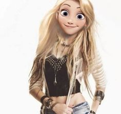 disney character in modern clothes - Google Search