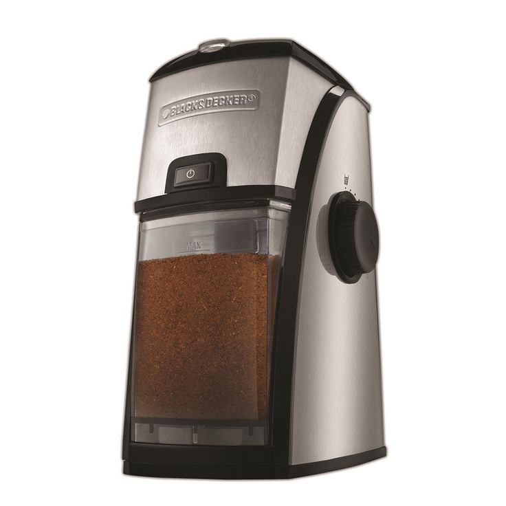 Coffee Burr Grinder For Fine Grinding Electric Coffee Burr Grinder