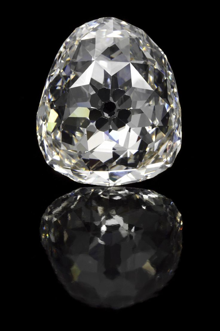 'Beau Sancy' diamond sells for 9.7 million dollars. The 35-carat modified pear double rose cut gemstone, which since the early 17th century has successively been part of the crown jewels of France, Holland, England, Prussia and the German Empire. The diamond first entered the historical record in 1570