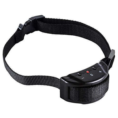 Dog Agility Equipment - Zacro DC265 Dog No Bark Collar for Bark Control with 7 Levels Adjustable Sensitivity Control Electric Anti Bark Shock Collar for 15120 lb Dogs No Harm Warning Beep and Shock ** You can find more details by visiting the image link. (This is an Amazon affiliate link)