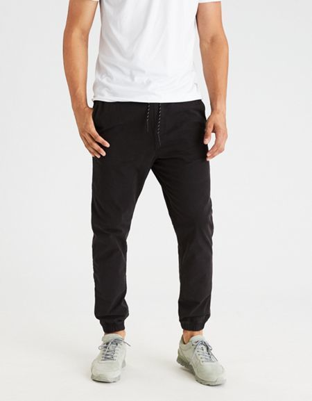 51a4bfd18 American Eagle Outfitters AE Twill Jogger   Men's Clothes in 2019 ...