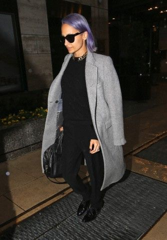 Nicole Richie Fashion Style