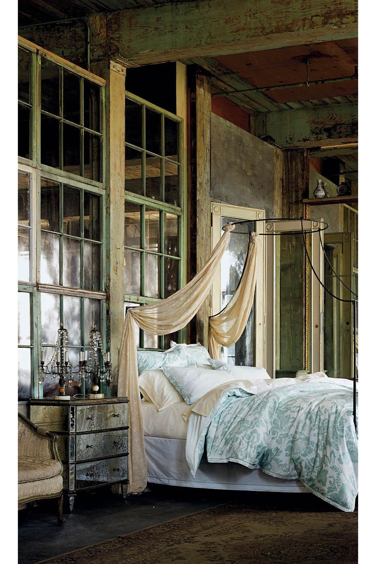 bedroom cameredaletto luxuryhomes casedilusso industrial reclaim 62