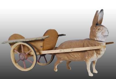 german candy containers | ... Candy Container with Value - Values for Rabbit with Cart Candy
