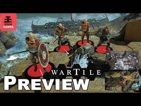 WARTILE Preview   KeenGamer