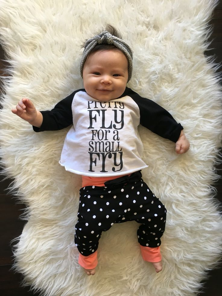 Baby hipster girl clothes photo catalog photo