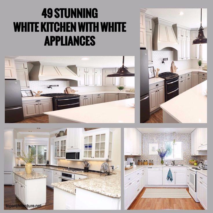 Best 25+ White Appliances Ideas On Pinterest