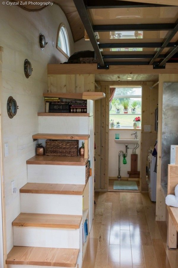 106 best Tiny House Stairs images on Pinterest Tiny homes Small