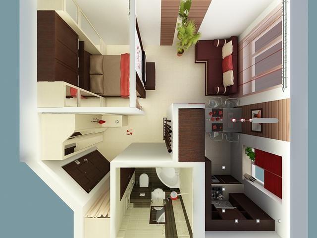 TOP 10 małych mieszkań