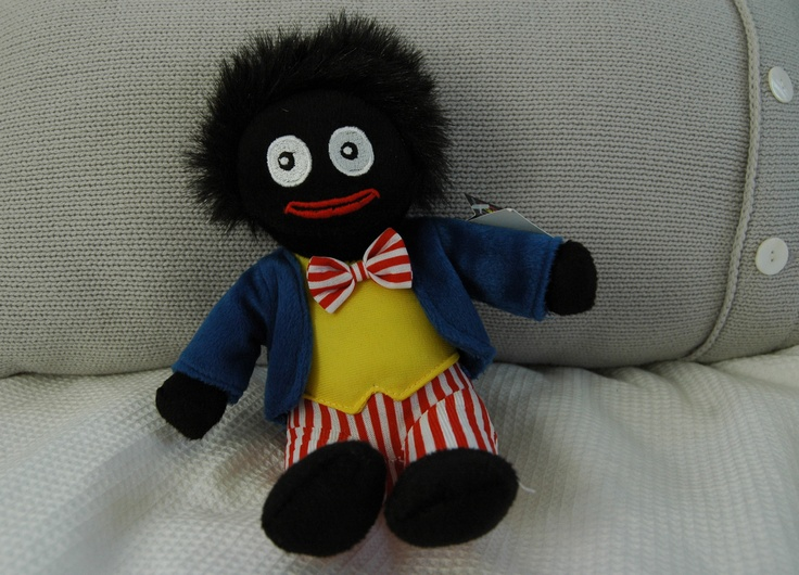 I had a Gollywog when I was a kid and so did every kid I knew.