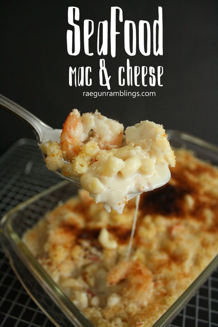 It's a keeper. We loved this delicious seafood mac and cheese recipe. Great family dinner idea perfect for kids and adults.