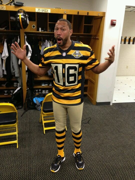 Charlie Batch - Pittsburgh Steelers