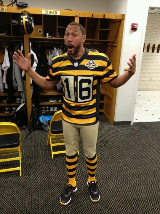 Charlie Batch - Pittsburgh Steelers