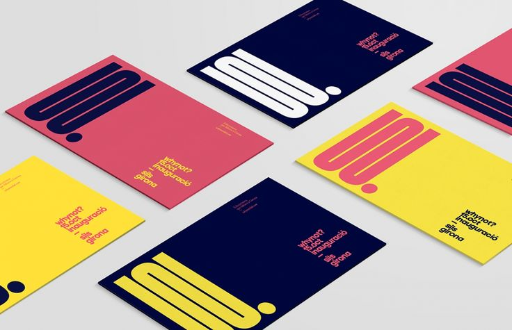 Why Not: A heart pumping new identity for a new club in Spain | Creative Boom