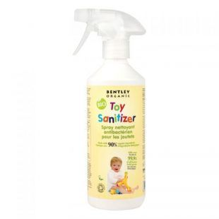 Dziecięcy Spray Dezynfekujący do Mycia Zabawek Bentley Organic 500 ml Toddlersi