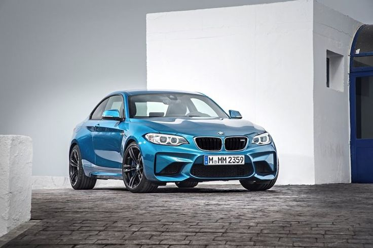 Guess size matters in both ways. BMW M2 COUPE