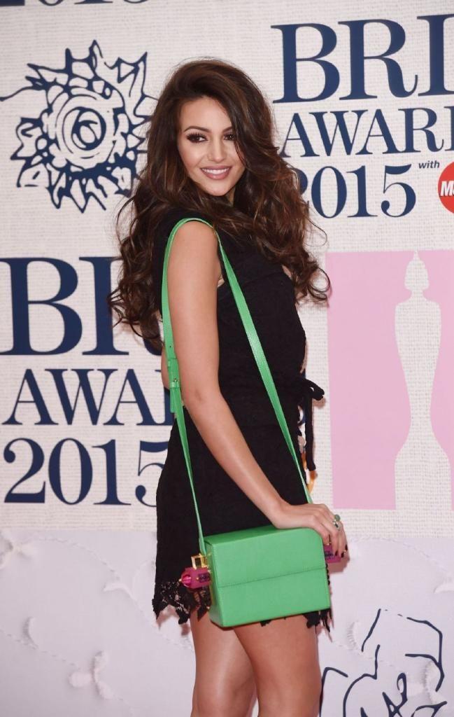 Michelle Keegan - The BRIT Awards 2015 in London : Global Celebrtities (F) FunFunky.com