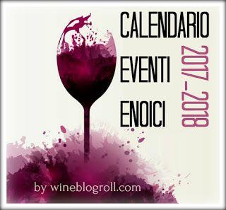 calendario eventi vino enoici 2018