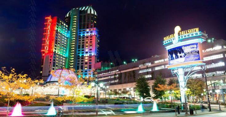 """Niagara Fallsview Casino Resort"" The Niagara Fallsview Casino Resort in Niagara Falls"