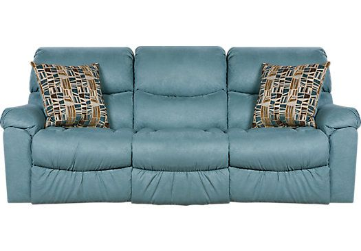 Shop For A Anaheim Lagoon Reclining Sofa At Rooms To Go Find Reclining Sofas That Will Look