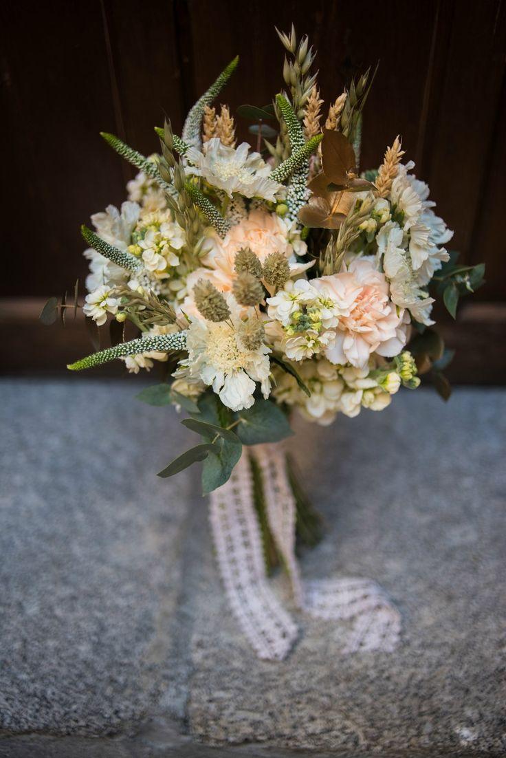 Decora con flores otoñales