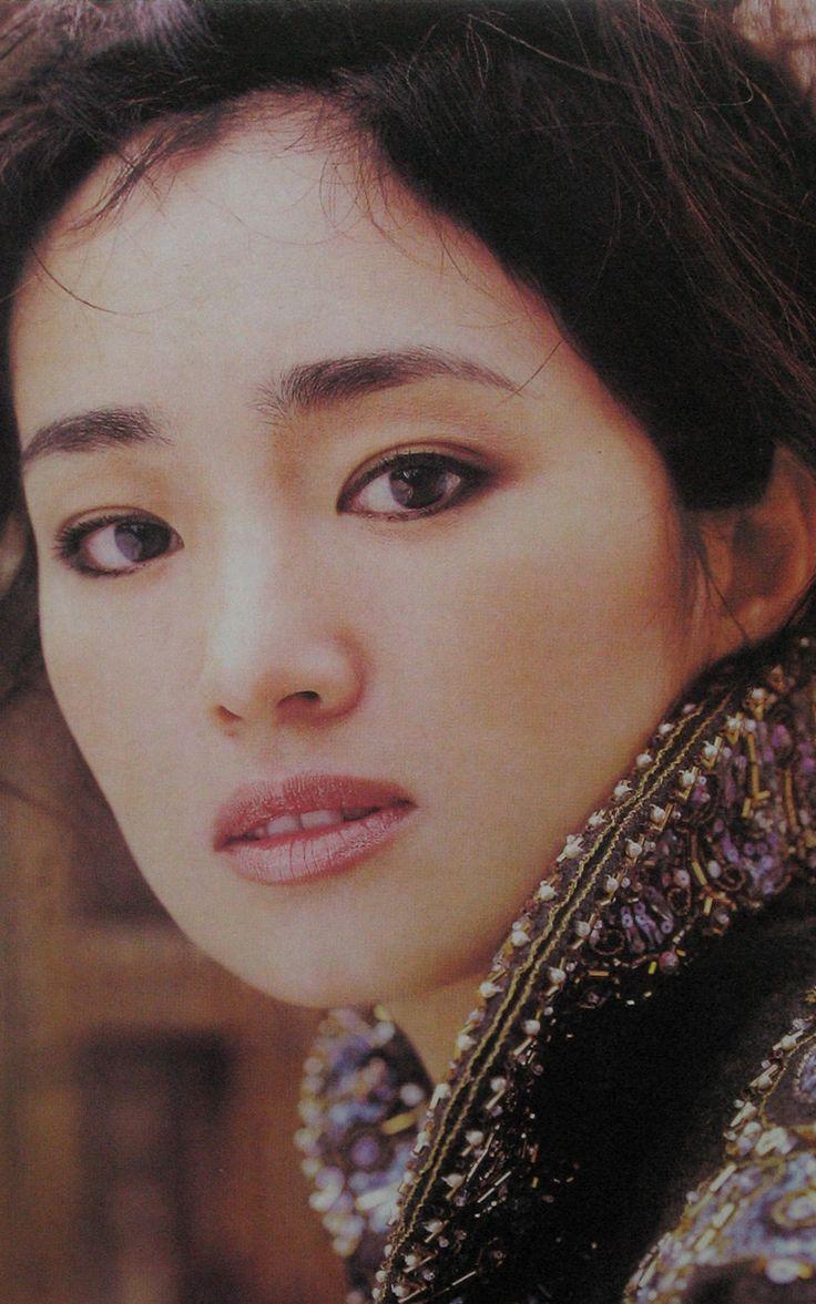 gong li beautiful