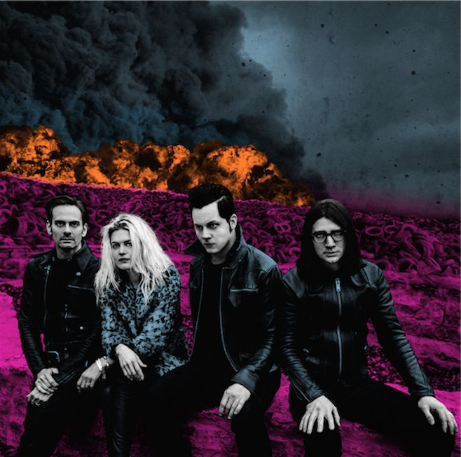 Jack White and Alison Mosshart's the Dead Weather Announce New Album Dodge & Burn | News | Pitchfork
