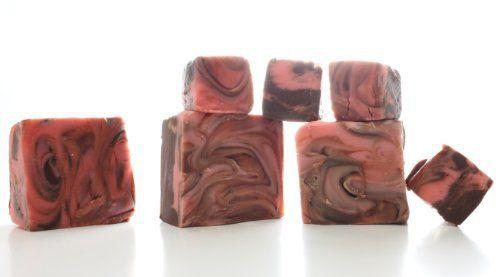 Oh Fudge - Chocolate Amaretto (cherry) Fudge 1 Pound - The Oh Fudge Co. secret fudge recipe - rich, pure, creamy, and delicious chocolate amaretto fudge - compared to Mo's Fudge Factor - http://bestchocolateshop.com/oh-fudge-chocolate-amaretto-cherry-fudge-1-pound-the-oh-fudge-co-secret-fudge-recipe-rich-pure-creamy-and-delicious-chocolate-amaretto-fudge-compared-to-mos-fudge-factor/