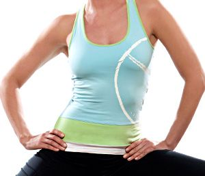 15 minute exercise routine to get rid of chicken wings (under arm flab)!!