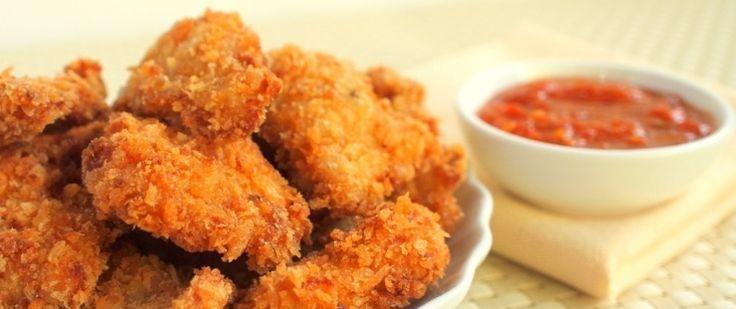 Рецепт куриных наггетсов с фото