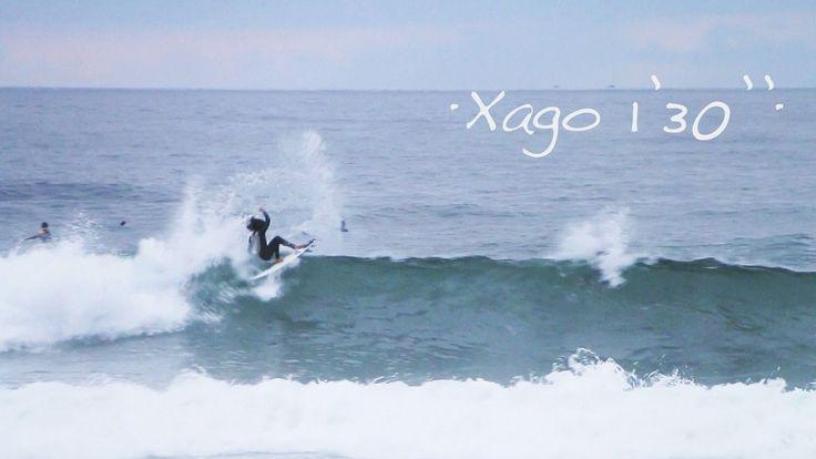 Surfing en Xagó