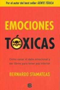Emociones Tóxicas es uno de los libros de no ficción más vendidos en mes de agosto. Más información en http://www.imosver.com