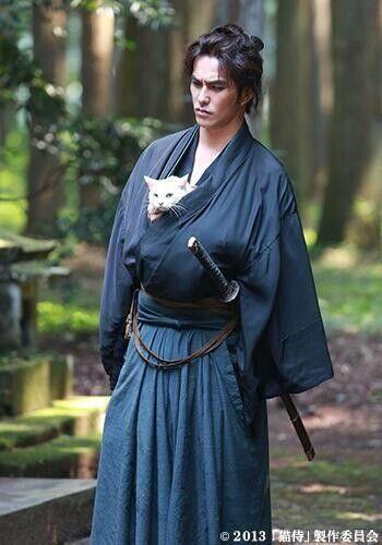 "Kazuki Kitamura, J drama ""Neko Zamurai/Samurai ♥ Cat"", 2013. Plot & Ep.1-12 [Eng.Sub]"