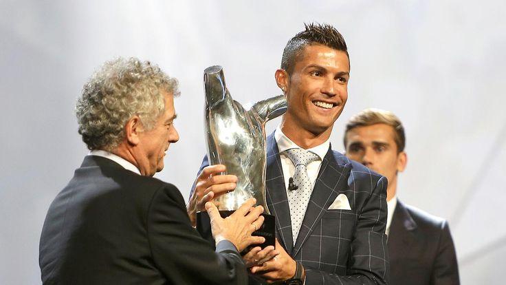 Uefa krönt Portugiesen erneut: Ronaldo ist Europas Fußballer des Jahres