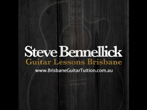 Brisbane Guitar Tuition's Weekly Tip: - Practice & Performance