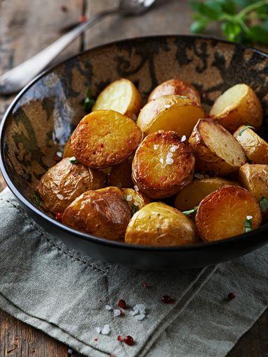 Recette de Pomme de terre au four
